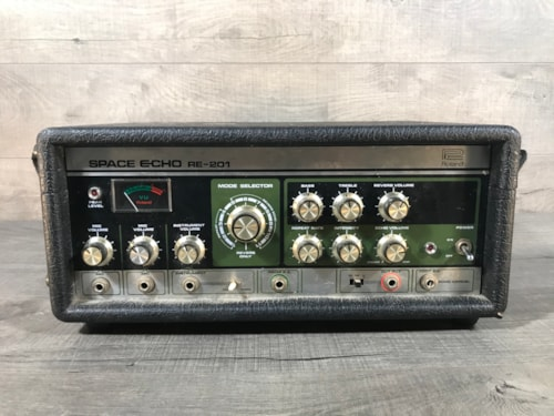 1980 Roland RE-201 Space Echo Tape Delay/Reverb