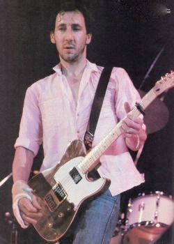 1980 SCHECTER Ex Pete Townshend Custom Tele® *The Who* Walnut, Very Good, Original Hard, Call For Price!