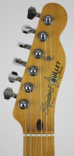 1980 Squier Bullet Black, Excellent