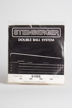 1980 Steinberger S100S Double Ball System