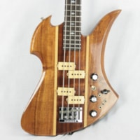 1981 BC Rich USA Mockingbird KOA Bass w/ Original Case! Collector-Grade!