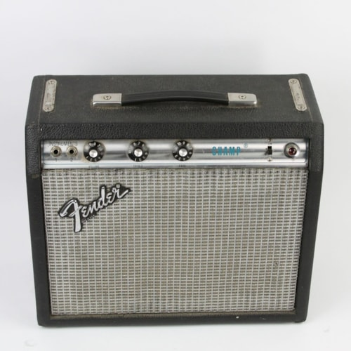 1981 Fender® Champ® Silverface, Very Good, $399.00