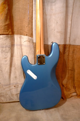 1981 Fender Precision Bass Special Lake Placid Blue, Near Mint, Original Hard, $2,400.00