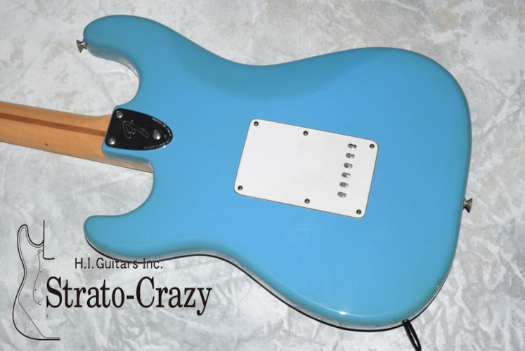 1981 Fender Stratocaster Maul Blue, Mint, Original Hard, Call For Price!