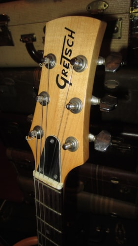 1981 Gretsch Beast Natural, Excellent, Original Hard
