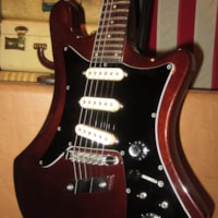1981 Guild M-70 Solidbody Electric
