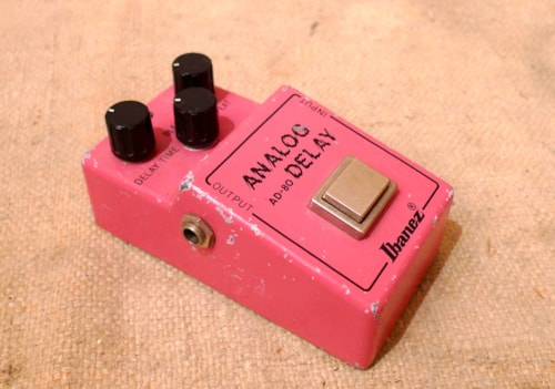 1981 Ibanez AD-80 Analog Delay Very Good