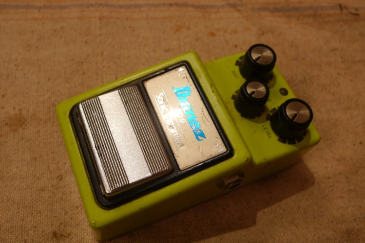 1981 Ibanez SD-9 Sonic Distortion  Brand New, $150.00