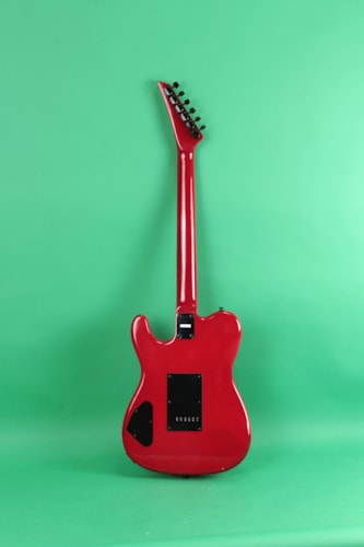 1981 Memphis Telecaster style Red, Excellent, Original Hard