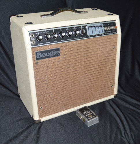 1981 Mesa/Boogie Mark IIB Blonde, Excellent, $1,250.00