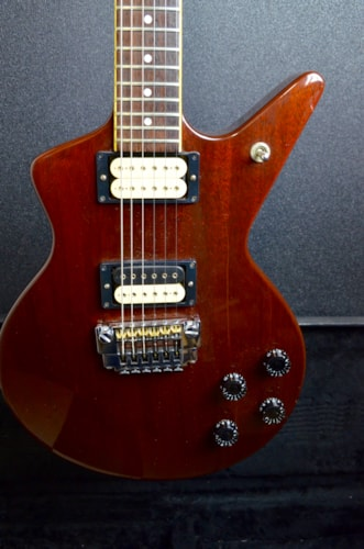 1982 Dean Elite Mahogany, Very Good, Hard