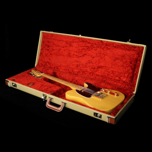 1982 Fender Used 1982 Fender '52 Telecaster Reissue Electric Guitar Butterscotch Excellent, $1,499.00