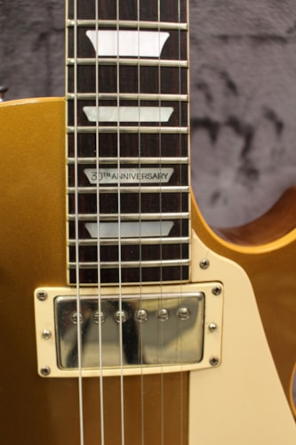 1982 Gibson 30th Anniversary Les Paul Goldtop