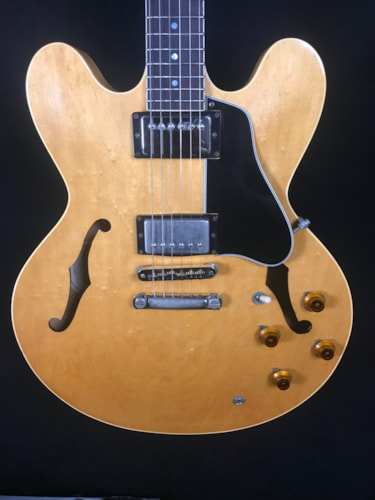 1982 GIbson ES-335 Dot Reissue Natural