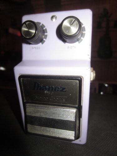1982 Ibanez CS-9 Stereo Chorus Purple, Excellent, $199.00