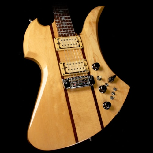 1983 BC Rich Used 1983 B.C. Rich Mockingbird Natural Excellent $4,999.00