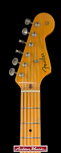 1983 Fender '57 Reissue Stratocaster Two Tone Sunburst, Very Good, Original Hard, $1,995.00