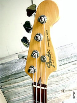 1983 Fender ELITE I Precision bass