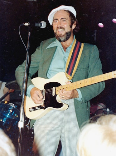 1983 Fender Telecaster (1952 reissue) previously owned by Roy Buchanan