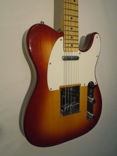 1983 Fender Telecaster Sunburst, Excellent, $1,599.99
