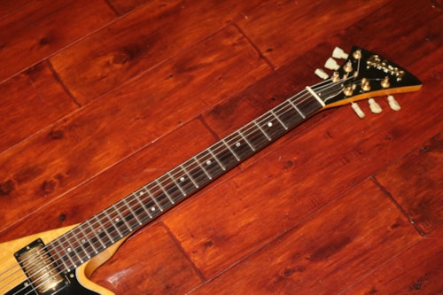 1983  Gibson Moderne  Korina LE Heritage series