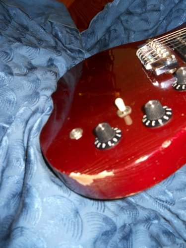 1983 Gibson SG Special II Cherry Red
