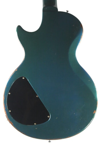 1983 Gibson The Paul Deluxe Pelham Blue, Very Good, Soft, $1,199.00