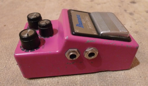 1983 Ibanez AD-9 Analog Delay Pink