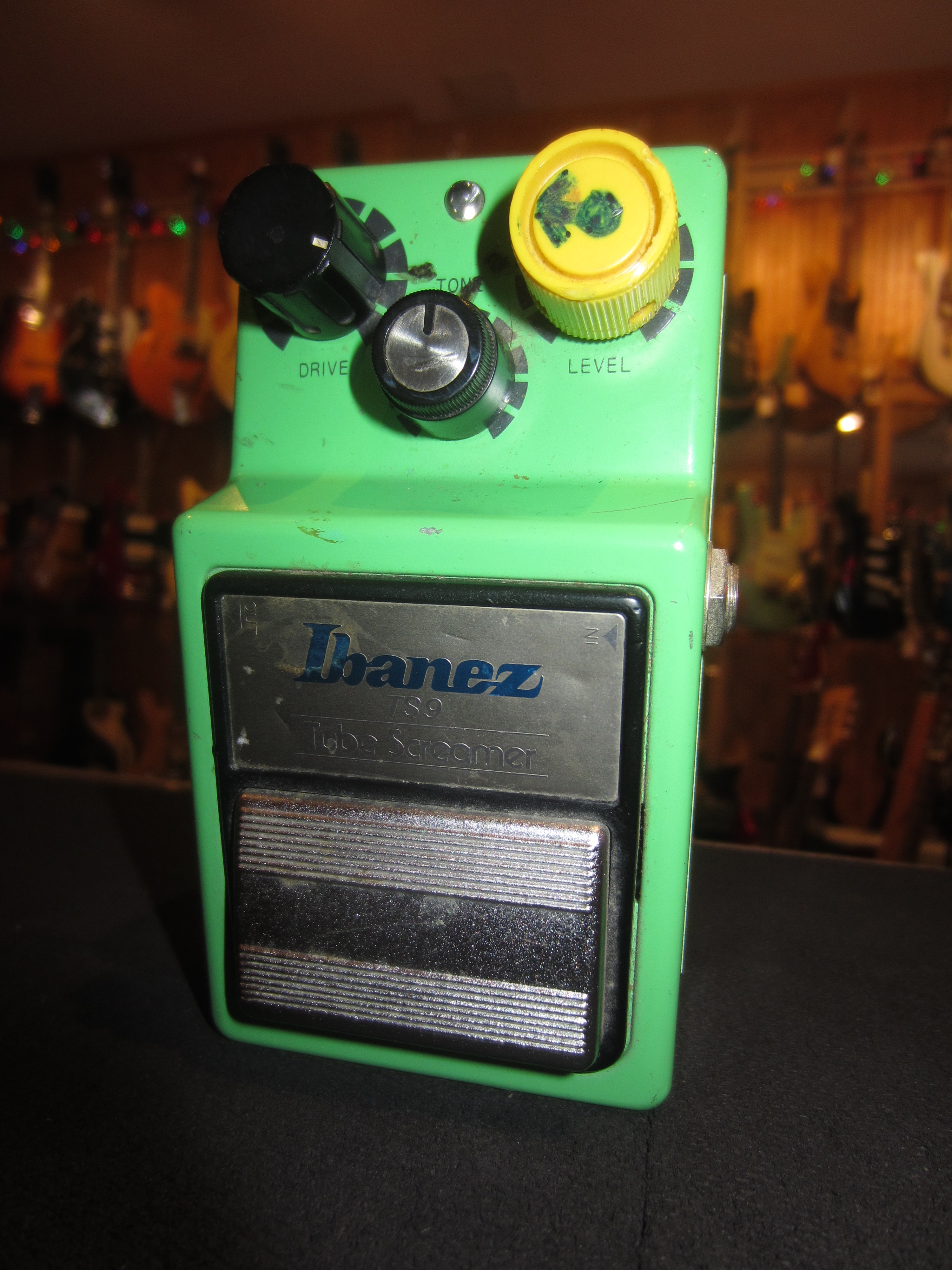 ~1983 Ibanez TS-9 Tube Screamer Green
