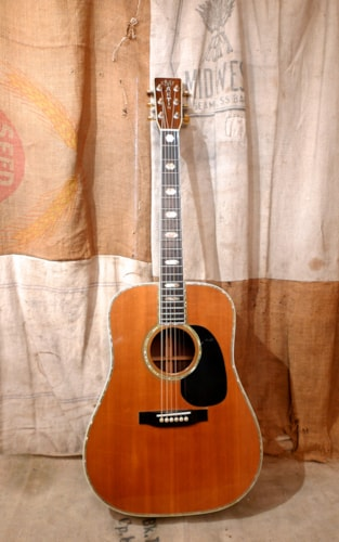 1983 Martin D-45 Natural, Very Good, Hard, $6,950.00