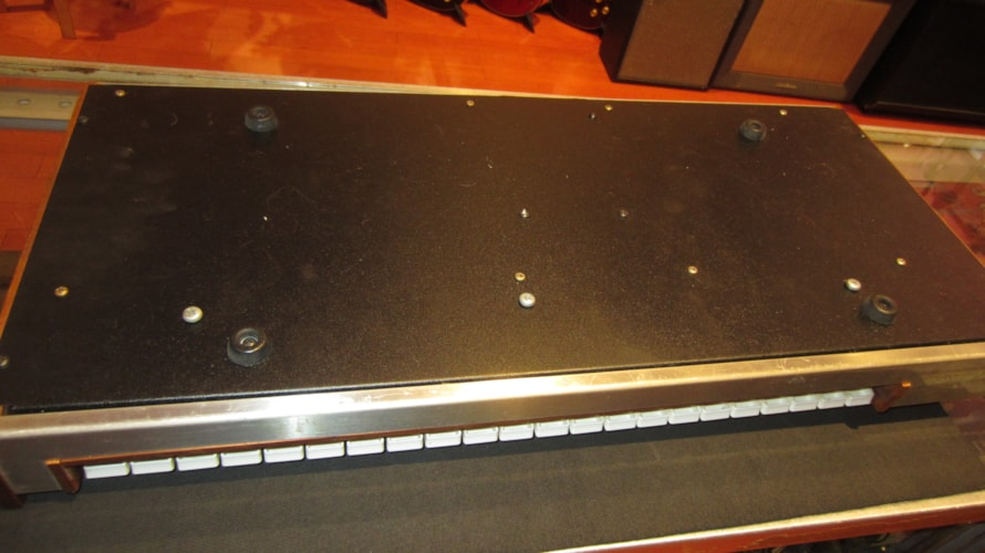 1983 Moog The Source Chrome, Very Good, $1,999.00