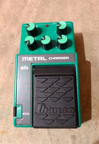 1984 Ibanez MS-10 Metal Charger Very Good, $85.00