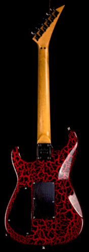 1984 Jackson USA San Dimas Red Crackle, Excellent, $1,795.00