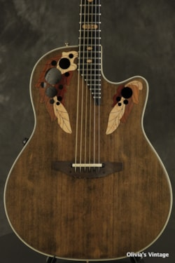 1984 Ovation Collector's Series 1984-5