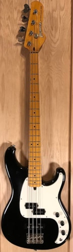 1985 Ibanez Roadstar II RB650 Black, Excellent, Original Hard, $500.00