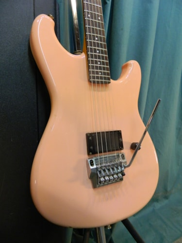 1985 Ibanez RS-410PS Pink Sunlight