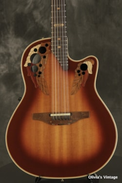 1985 Ovation Collector's Series 298s-1