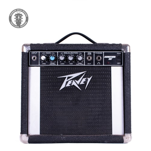 ~1985 Peavey Audition 20 Black