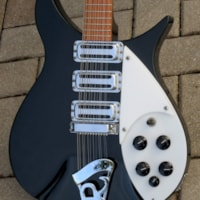 1985 Rickenbacker 325/12 12-String Reissue