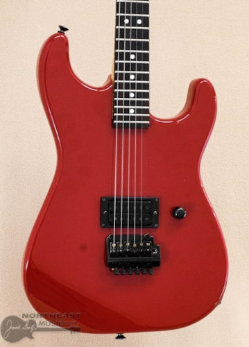 1986 Charvel Model 2 Made in Japan - Red (Used)