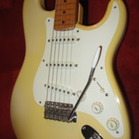 1986 Fender '57 Re-Issue Stratocaster