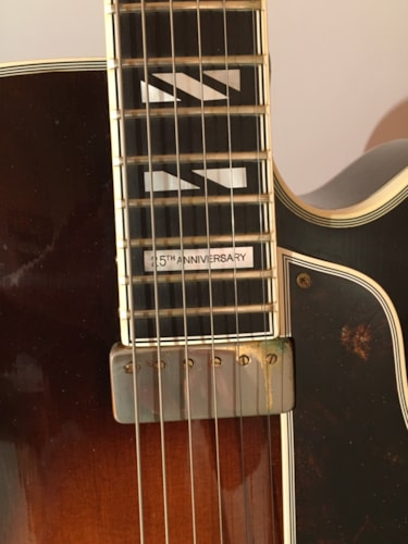 1986 Gibson Johnny Smith Sunburst, Mint, Original Hard