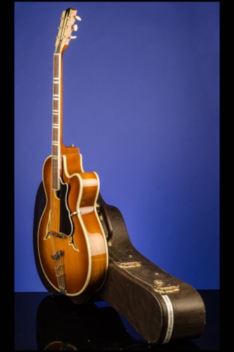 1986 HOFNER Model Special 461-S Archtop Tobacco Sunburst, Near Mint, Hard