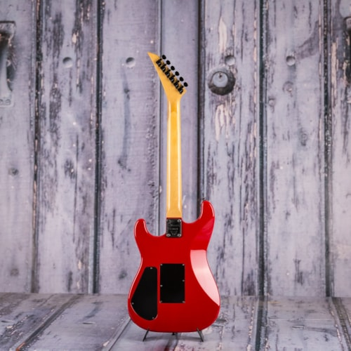 1987 Charvel Used  Charvel Model 4 Electric Guitar, Red Very Good