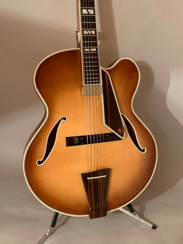 1987 D'Aquisto New Yorker Deluxe Sunburst, Near Mint, Original Hard