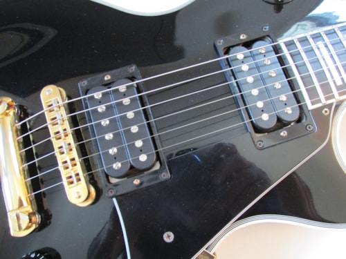 1987 Gibson Les Paul Custom Ebony w/OHSC