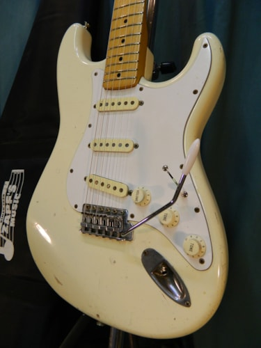 ~1987 Squier Stratocaster Olympic White