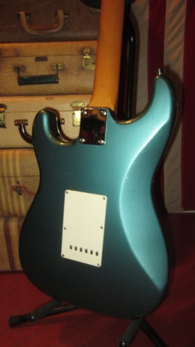 1987 Tokai Stratocaster Lake Placid Blue