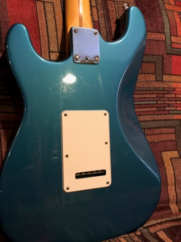1988 Fender Strat Plus Lake Placid Blue, Excellent, Original Hard
