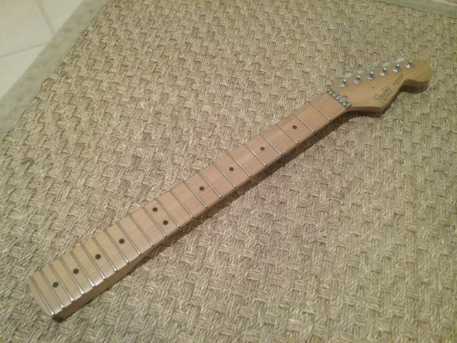 1988 Fender® Stratocaster® Plus Neck - USA Maple, Very Good, $295.00